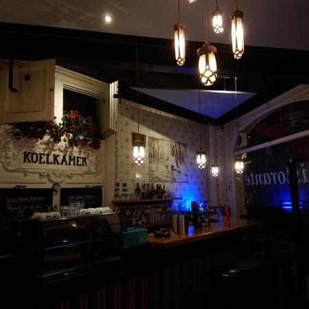 verlichtin restaurant