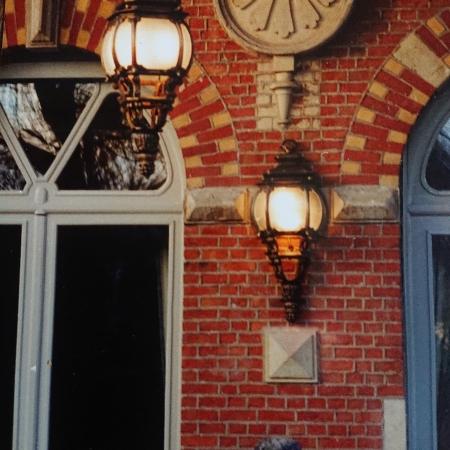 Luminaire suspendu terrasse
